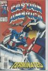 Captain America #417 comic books - cover scans photos Captain America #417 comic books - covers, picture gallery