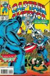 Captain America #419 comic books - cover scans photos Captain America #419 comic books - covers, picture gallery