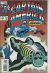 Captain America #420 comic books - cover scans photos Captain America #420 comic books - covers, picture gallery
