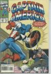 Captain America #421 comic books - cover scans photos Captain America #421 comic books - covers, picture gallery