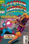 Captain America #422 comic books - cover scans photos Captain America #422 comic books - covers, picture gallery