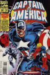 Captain America #425 comic books - cover scans photos Captain America #425 comic books - covers, picture gallery