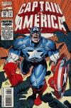 Captain America #426 comic books - cover scans photos Captain America #426 comic books - covers, picture gallery