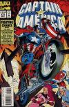 Captain America #427 comic books - cover scans photos Captain America #427 comic books - covers, picture gallery