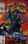 Captain America #428 comic books - cover scans photos Captain America #428 comic books - covers, picture gallery