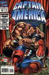 Captain America #429 comic books - cover scans photos Captain America #429 comic books - covers, picture gallery