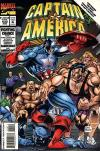 Captain America #430 Comic Books - Covers, Scans, Photos  in Captain America Comic Books - Covers, Scans, Gallery