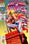 Captain America #431 comic books - cover scans photos Captain America #431 comic books - covers, picture gallery