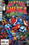 Captain America #434 comic books - cover scans photos Captain America #434 comic books - covers, picture gallery