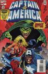 Captain America #435 comic books - cover scans photos Captain America #435 comic books - covers, picture gallery