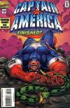 Captain America #436 comic books - cover scans photos Captain America #436 comic books - covers, picture gallery