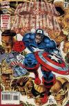 Captain America #437 comic books - cover scans photos Captain America #437 comic books - covers, picture gallery