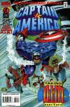 Captain America #440 comic books - cover scans photos Captain America #440 comic books - covers, picture gallery