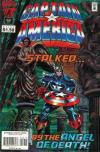 Captain America #442 comic books - cover scans photos Captain America #442 comic books - covers, picture gallery
