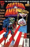 Captain America #443 comic books - cover scans photos Captain America #443 comic books - covers, picture gallery