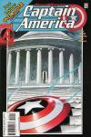 Captain America #444 comic books - cover scans photos Captain America #444 comic books - covers, picture gallery