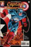 Captain America #445 comic books - cover scans photos Captain America #445 comic books - covers, picture gallery