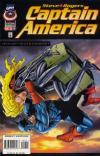 Captain America #452 comic books - cover scans photos Captain America #452 comic books - covers, picture gallery