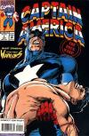 Captain America #1 comic books - cover scans photos Captain America #1 comic books - covers, picture gallery