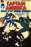 Captain America #1 cheap bargain discounted comic books Captain America #1 comic books