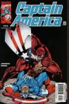 Captain America #35 comic books for sale