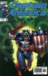 Captain America #4 comic books - cover scans photos Captain America #4 comic books - covers, picture gallery