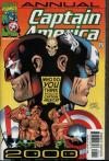 Captain America #2000 comic books - cover scans photos Captain America #2000 comic books - covers, picture gallery