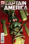 Captain America #4 comic books for sale