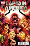 Captain America #6 comic books - cover scans photos Captain America #6 comic books - covers, picture gallery