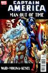 Captain America: Man Out of Time Comic Books. Captain America: Man Out of Time Comics.