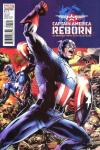 Captain America: Reborn comic books