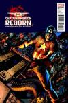 Captain America: Reborn #3 comic books for sale