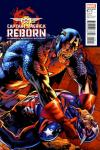 Captain America: Reborn #5 comic books - cover scans photos Captain America: Reborn #5 comic books - covers, picture gallery