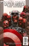 Captain America: The Chosen #5 comic books - cover scans photos Captain America: The Chosen #5 comic books - covers, picture gallery