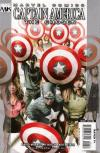 Captain America: The Chosen #6 comic books - cover scans photos Captain America: The Chosen #6 comic books - covers, picture gallery