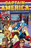 Captain America: The Classic Years comic books
