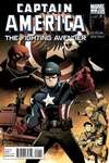 Captain America: The Fighting Avenger comic books