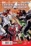 Captain America & The Mighty Avengers #3 comic books for sale