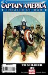 Captain America: Theater of War - To Soldier On #1 comic books for sale