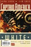 Captain America: White Comic Books. Captain America: White Comics.
