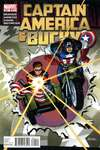 Captain America and Bucky #621 comic books - cover scans photos Captain America and Bucky #621 comic books - covers, picture gallery