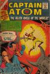 Captain Atom #80 comic books - cover scans photos Captain Atom #80 comic books - covers, picture gallery