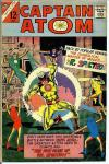 Captain Atom #81 comic books - cover scans photos Captain Atom #81 comic books - covers, picture gallery