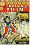 Captain Atom #86 comic books - cover scans photos Captain Atom #86 comic books - covers, picture gallery