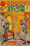 Captain Atom #87 comic books - cover scans photos Captain Atom #87 comic books - covers, picture gallery