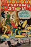 Captain Atom #89 comic books - cover scans photos Captain Atom #89 comic books - covers, picture gallery