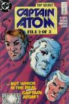Captain Atom #27 comic books - cover scans photos Captain Atom #27 comic books - covers, picture gallery