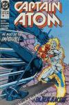 Captain Atom #38 comic books - cover scans photos Captain Atom #38 comic books - covers, picture gallery