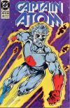Captain Atom #40 comic books - cover scans photos Captain Atom #40 comic books - covers, picture gallery