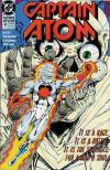 Captain Atom #43 comic books - cover scans photos Captain Atom #43 comic books - covers, picture gallery